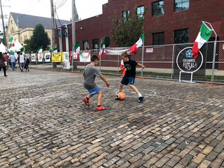 Play Calcetto This Weekend with Columbus Futsal at the Columbus Italian Festival