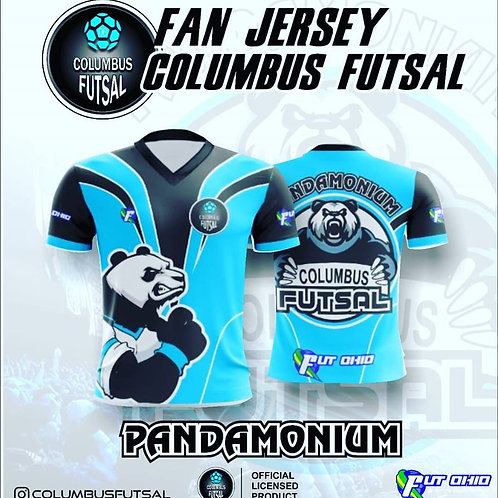 Adult Pandamonium Jersey - Blue