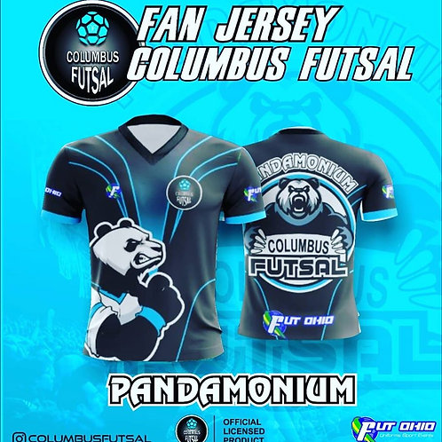 Adult Pandamonium Jersey - Black