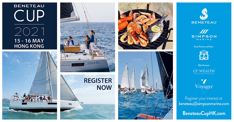 Beneteau Cup 2021 - Save the Date FB 3.j