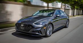 Test Drive Revoluciones Hyundai Sonata 2020