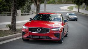 El Volvo S60 T8 R Hybrid 2020, sin nada que envidiarle a sus competidores europeos