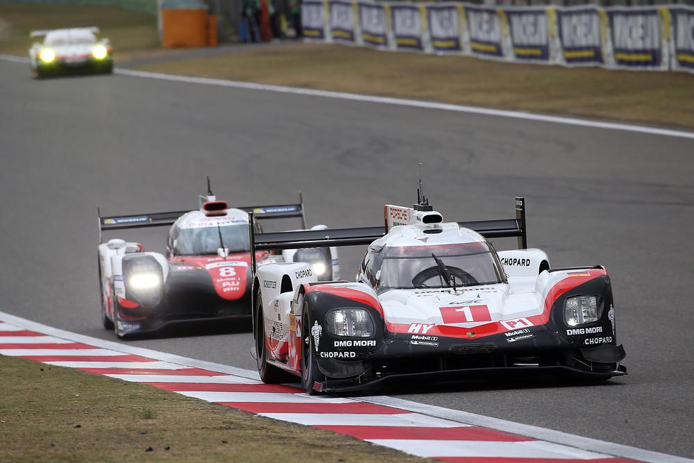 El Equipo Porsche LMP regresará a Stuttgart con el trofeo de Constructores por tercera vez en fila