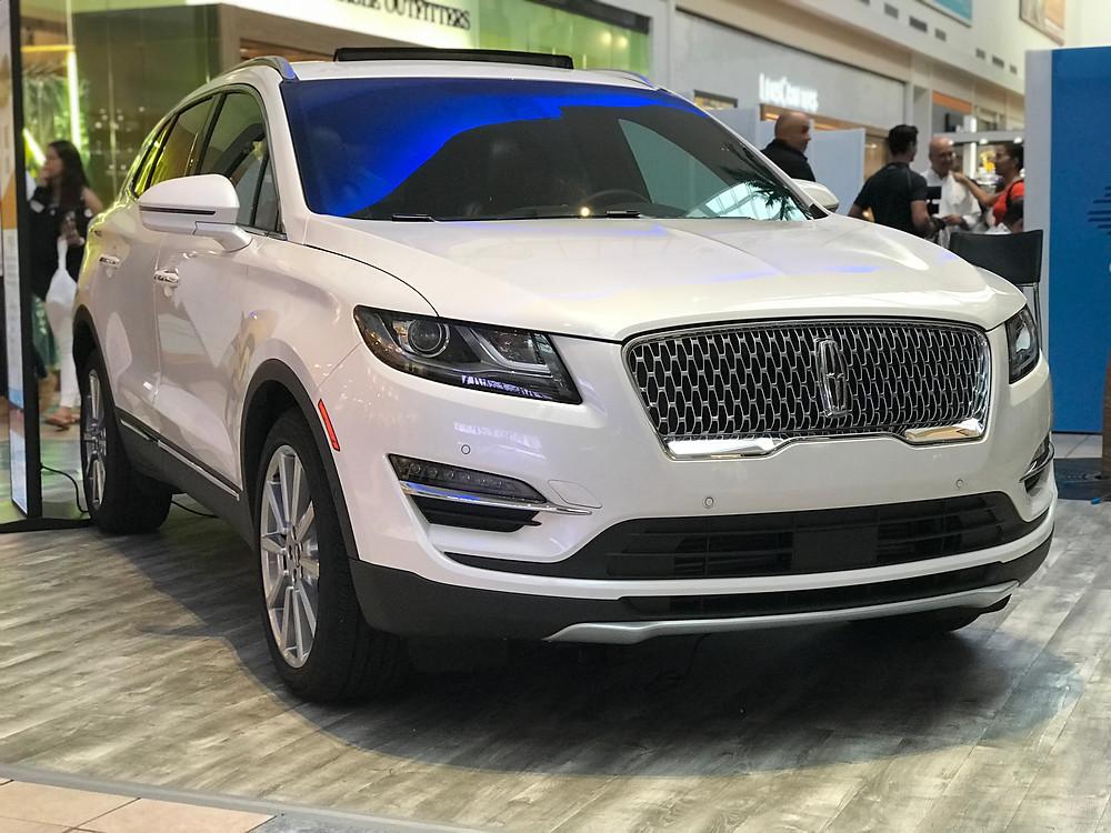 Lincoln MXK 2019