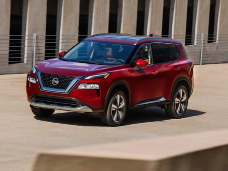 """Nissan Rogue, Pathfinder y Maxima entre los """"Mejores autos familiares 2021"""""""