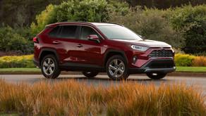 Una RAV4 Híbrida es el vehículo #13 millones que Toyota produce en su primera planta en EEUU