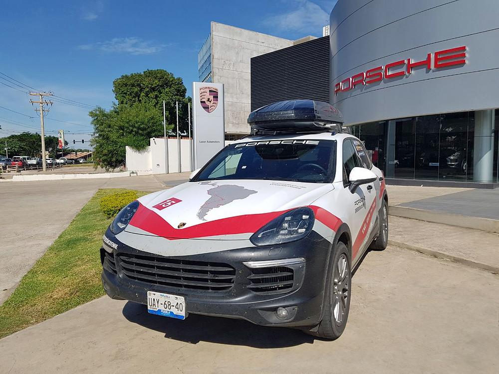 Porsche Cayenne - Revoluciones PR