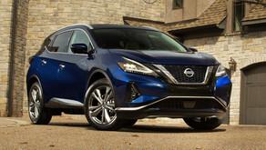Nissan Murano obtiene la máxima calificación en seguridad