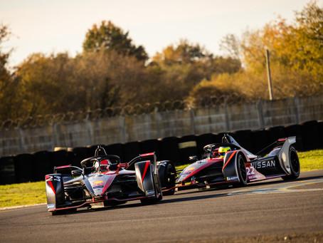 Nissan traerá más emoción de carreras de Fórmula E hasta 2026