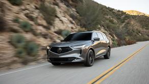 Nueva MDX se posiciona como el modelo insignia de Acura