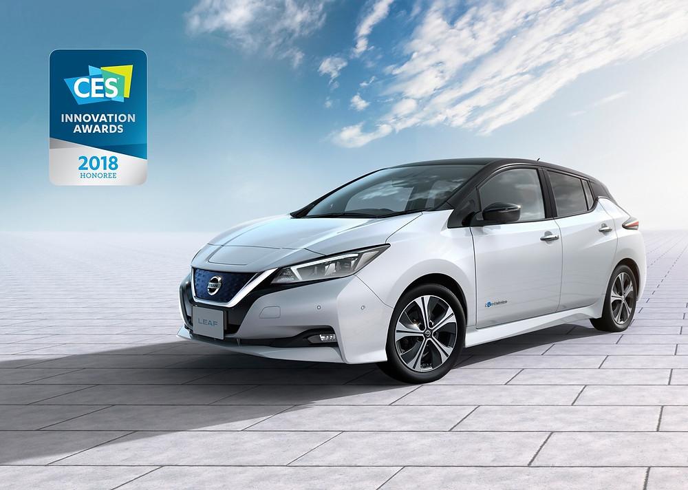 Nissan LEAF 2018 - Revoluciones PR