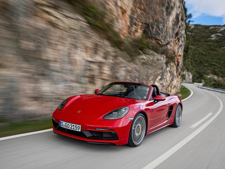 'GTS' en Porsche: deportividad en tres letras