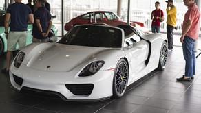 Garage Europa celebra su primer Porsche & Coffee