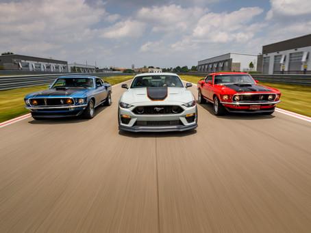 Ford Mustang revalida como el auto deportivo más vendido del mundo