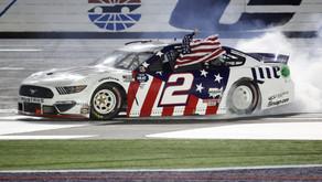 Brad Keselowski gana la Coca-Cola 600 en Charlotte Motor Speedway