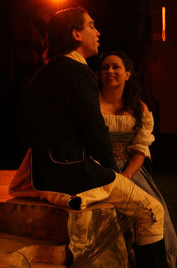 Act I, Carmen