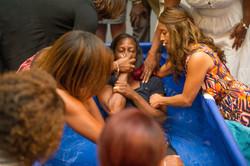 tamara baptism