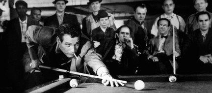 Films from a Pool Hall