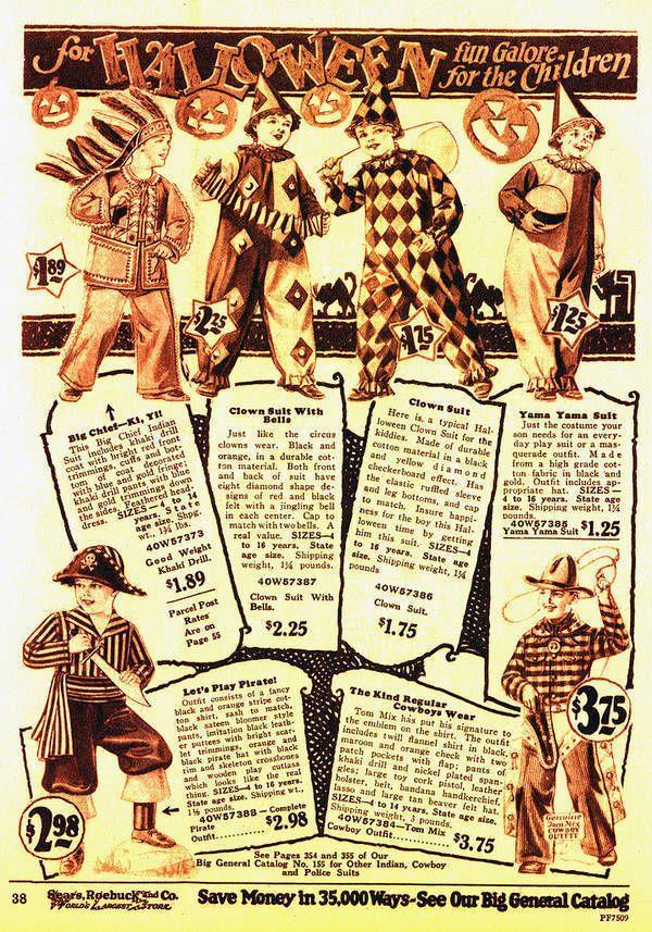 Clowns, Cowboys, Indaians