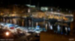 Birgu at night
