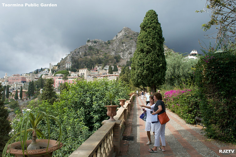 Taormina Public Garden