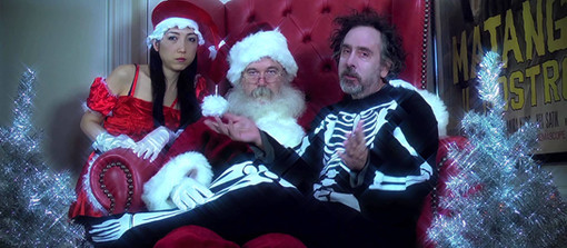 Tim Burton Christmas