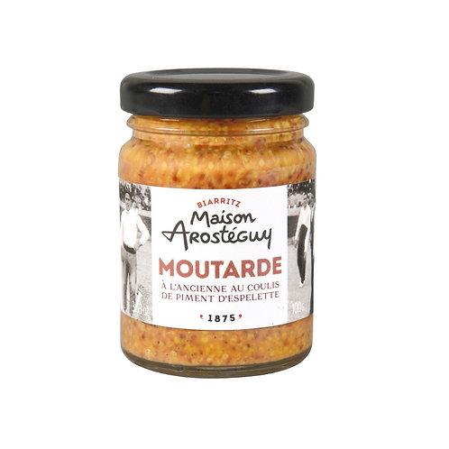 Whole-grain mustard with Espelette pepper