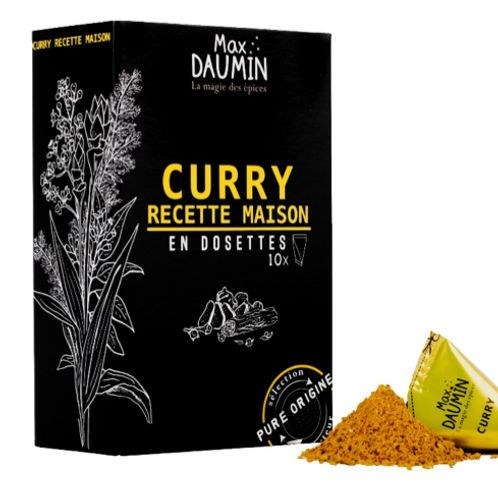 "Curry blend "" Homemade Recipe """