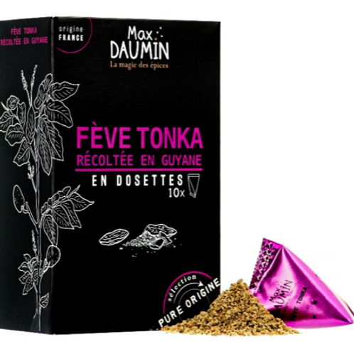 Organic Tonka bean