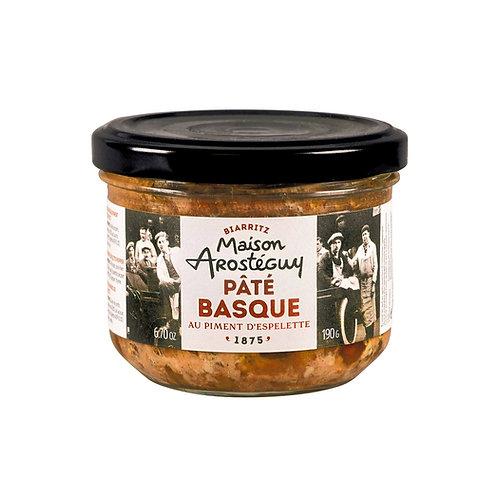 Basque pâté with Espelette pepper