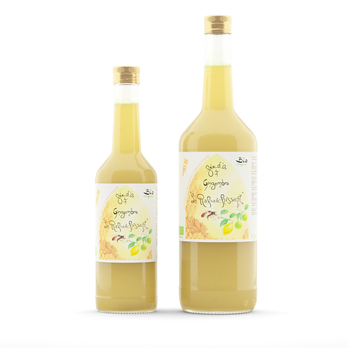 Organic Ginger Juice - Le Rafraichissant