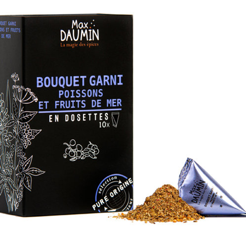 Assemblage Bouquet Garni Poissons & Fruits de Mer