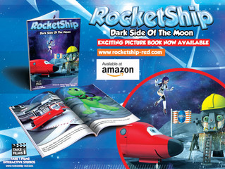 RocketShip Mission Moon Rock Hunt