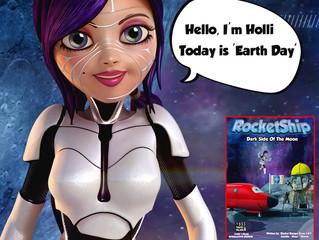 RocketShip Celebrates 'Earth Day'