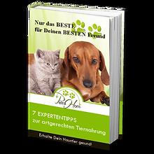 Horn Tiernahrung ebook Expertentipps artgerechte Ernährung für Hunde und Katzen