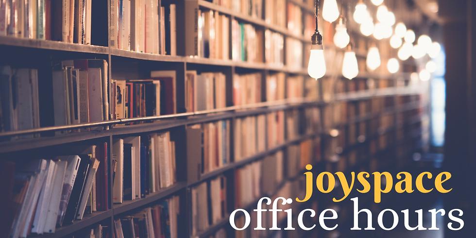 JoySpace: Office Hours