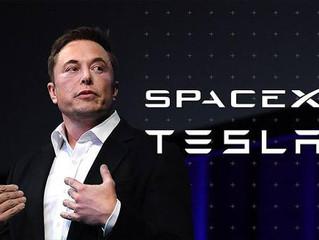 Elon Musk is set to become the world's third-richest person, surpassing Mark Zuckerberg