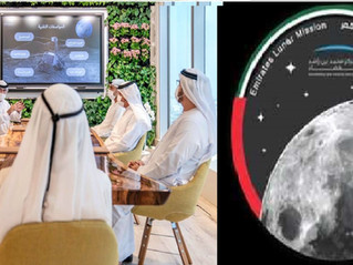UAE to launch spacecraft to moon in 2024