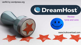 DreamHost Review : All Pros and Cons, Wordpress recommeded