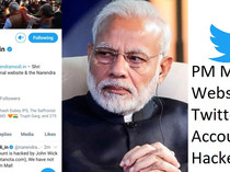 """India PM Modi's Website Twitter Account Hacked, Twitter """"Actively Investigating"""""""