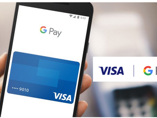 Google Pay partners with Visa to allow card-based payments through tokenisation