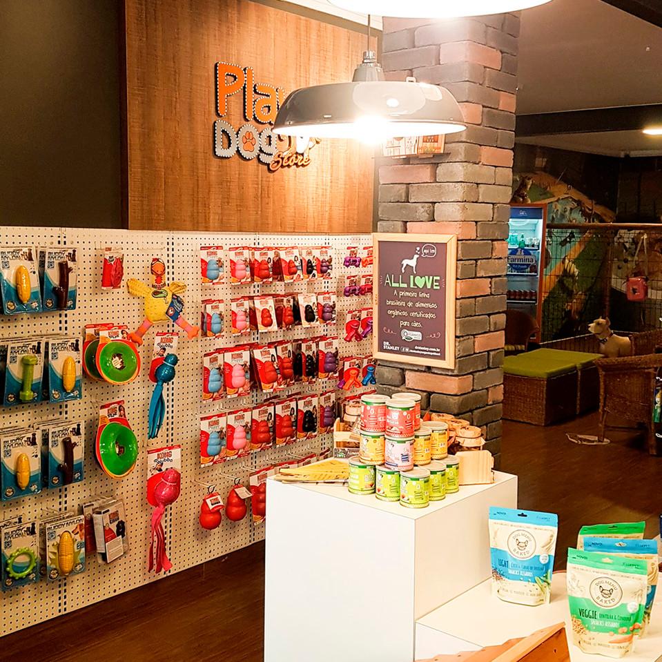 Playdog Store · Ribeirão Preto/SP
