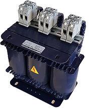 NDU80 Sürücü Giriş - Çıkış Hat Reaktörü.