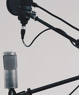 Micrófono de grabación