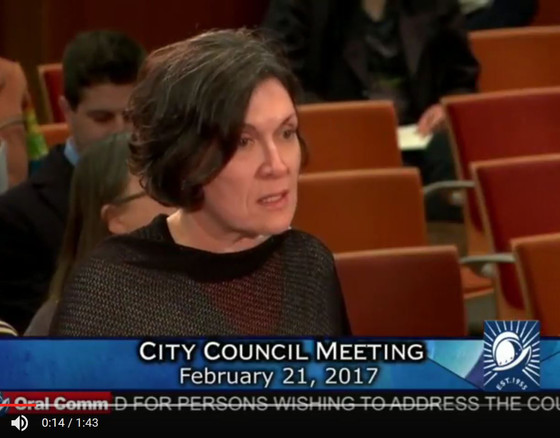 RESIDENTS SPEAK TO CUPERTINO COUNCIL - RE-ENGAGE VALLCO OWNER