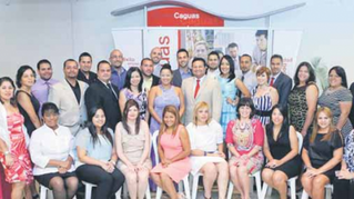 Compromiso y valentía empresarial en Caguas
