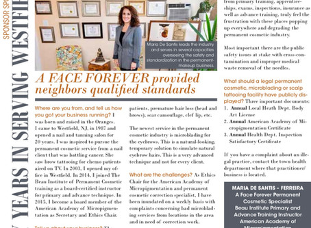 A Face Forever Sponsor Spotlight - Westfield Living