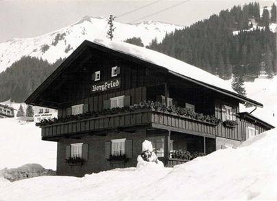 Bergfried Winter 1970