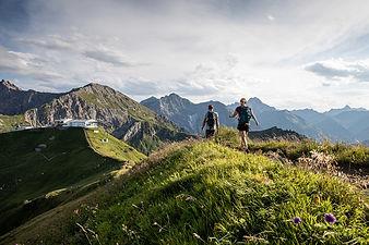 Wandern Kanzelwand Gehrenspitze (c)  - K