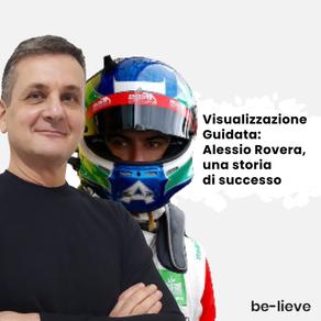 Visualizzazione Guidata: il Pilota Alessio Rovera, una prova di successo